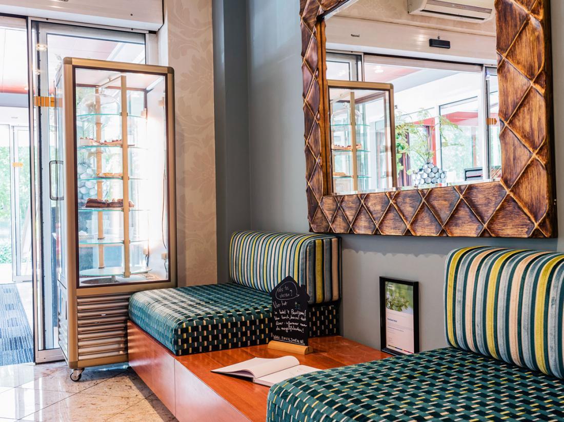 Paviljoen Hotel Rhenen Utrecht Lobby