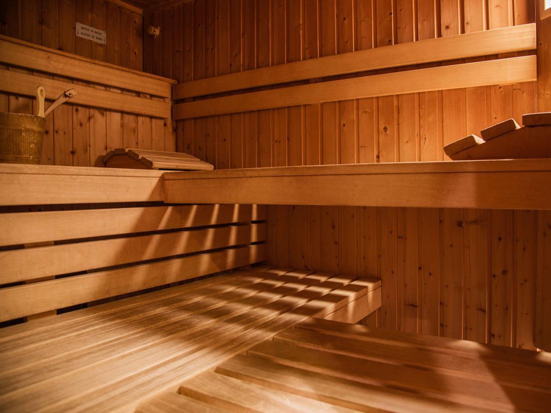 Paviljoen Hotel Rhenen Utrecht Sauna