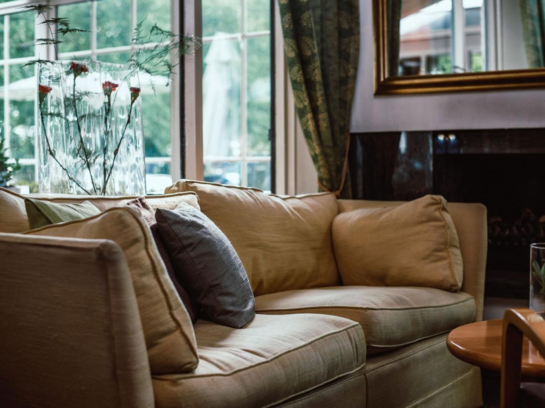 Paviljoen Hotel Utrecht Lounge