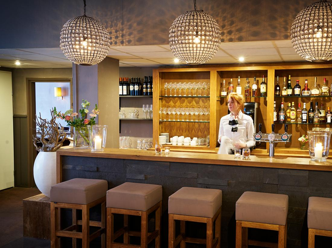 Hotelaanbieding Saillant Hotel Gulpen bar