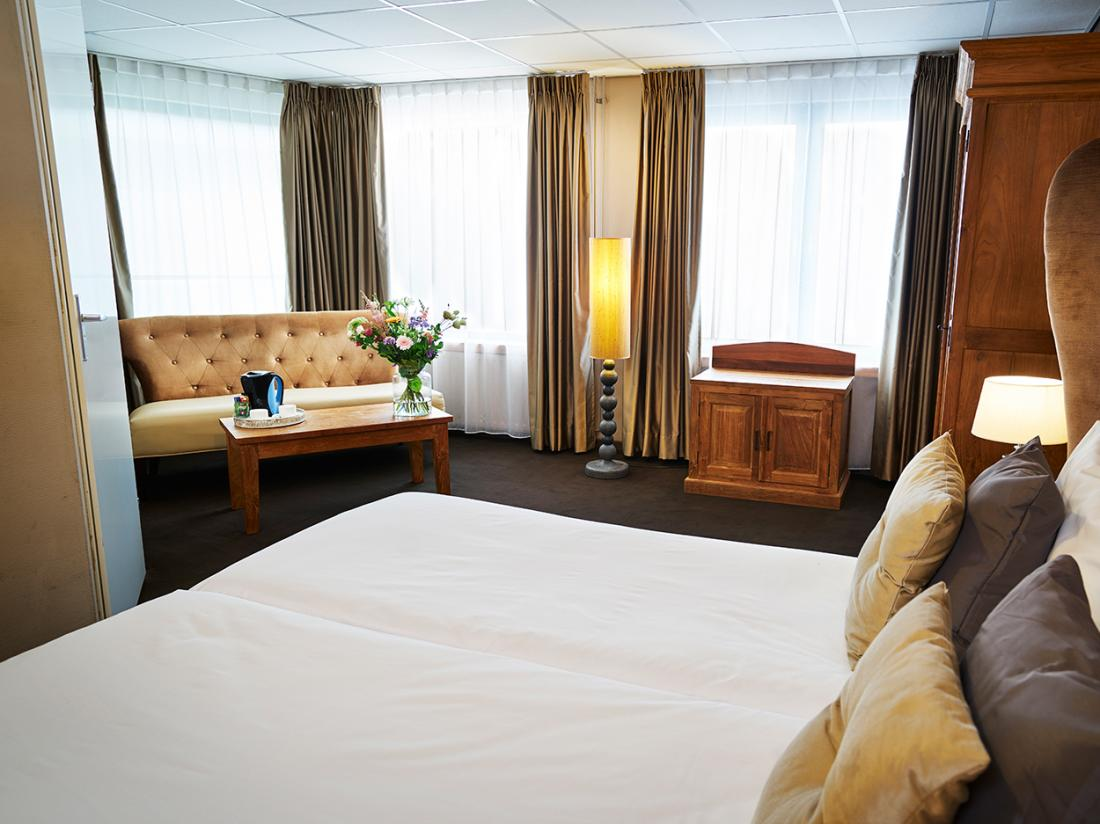 Hotelaanbieding Saillant Hotel Gulpen junior suite