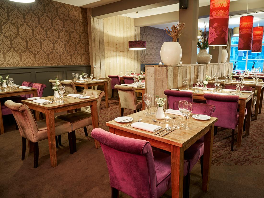 Weekendjeweg Saillant Hotel Gulpen restaurant