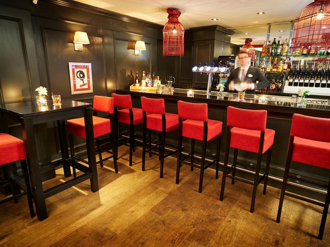 Saillant Hotel Gulpenerland Limburg bar