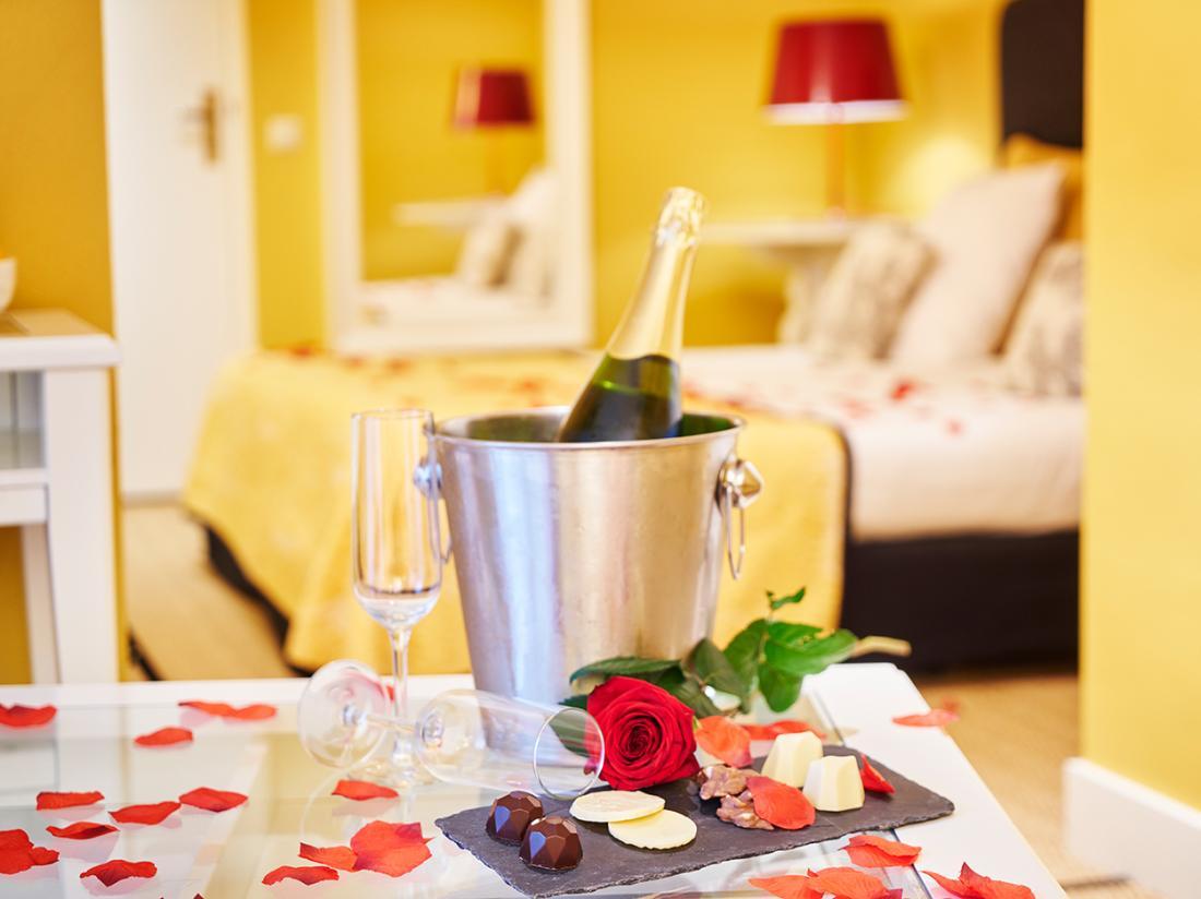 Saillant Hotel Gulpenerland Limburg champagne