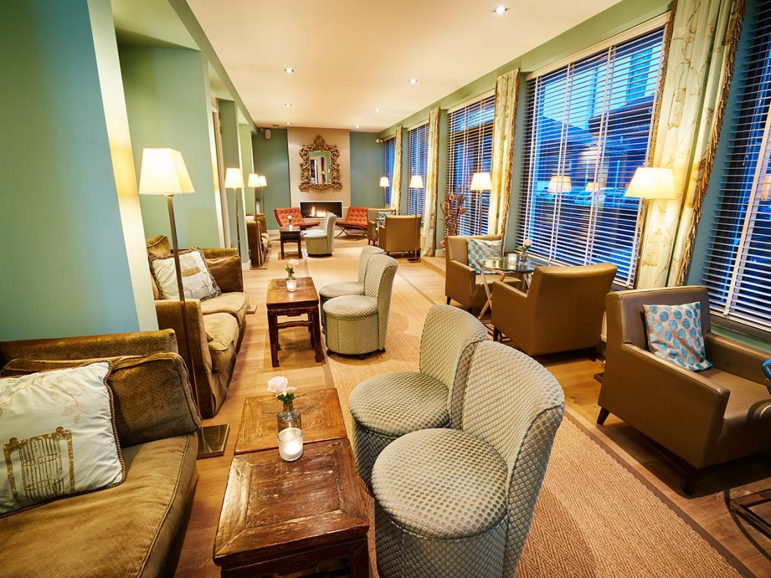 Saillant Hotel Gulpenerland Limburg chillroom
