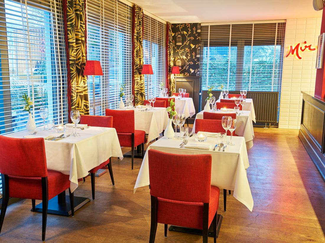 Saillant Hotel Gulpenerland Limburg diner