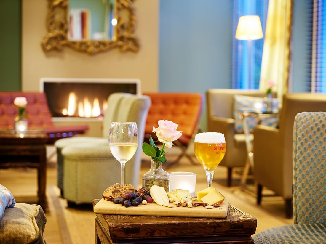 Saillant Hotel Gulpenerland Limburg drankje