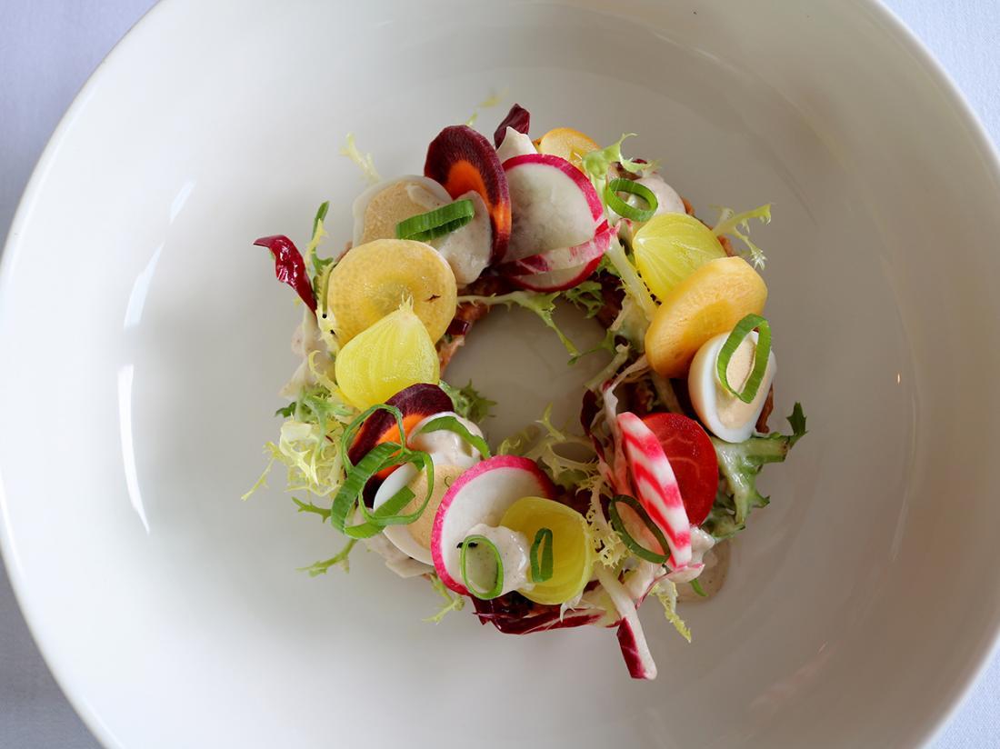 Saillant Hotel Gulpenerland Limburg eten