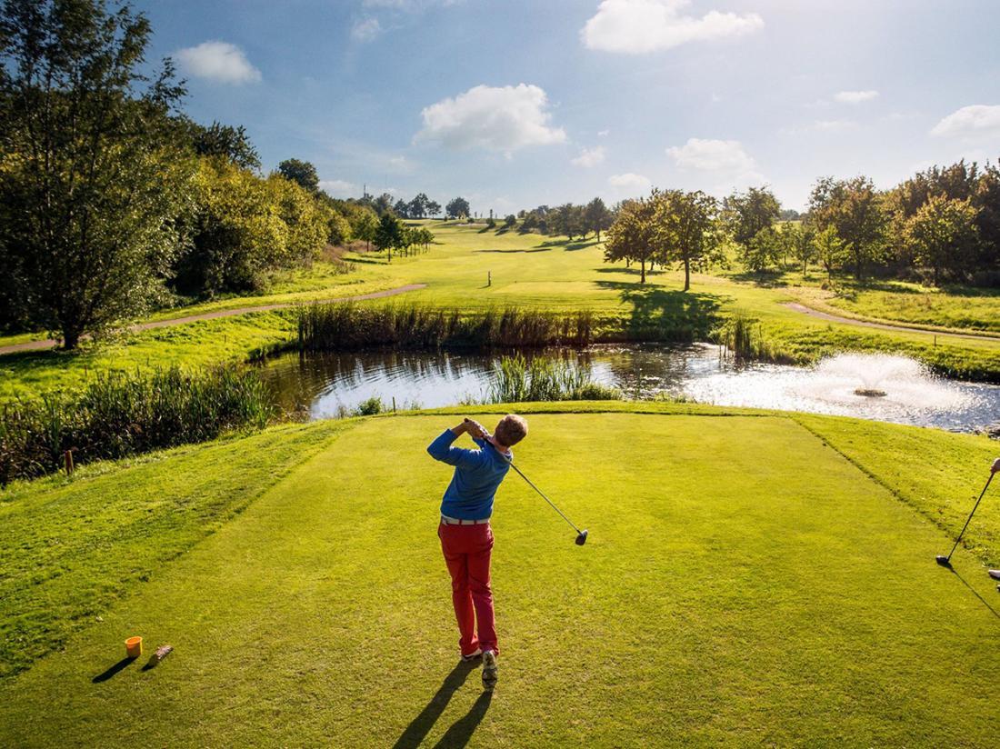 Saillant Hotel Gulpenerland Limburg golf
