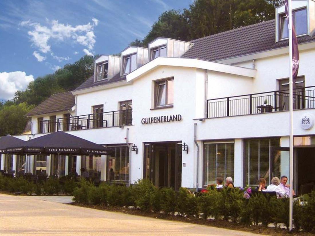 Saillant Hotel Gulpenerland Limburg hotelgebouw
