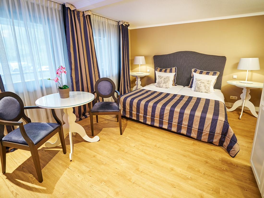 Saillant Hotel Gulpenerland Limburg hotelkamer