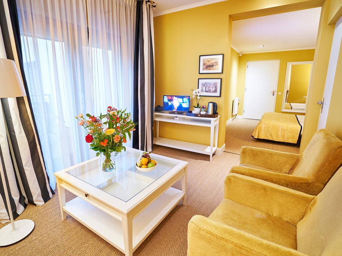 Saillant Hotel Gulpenerland Limburg kamer