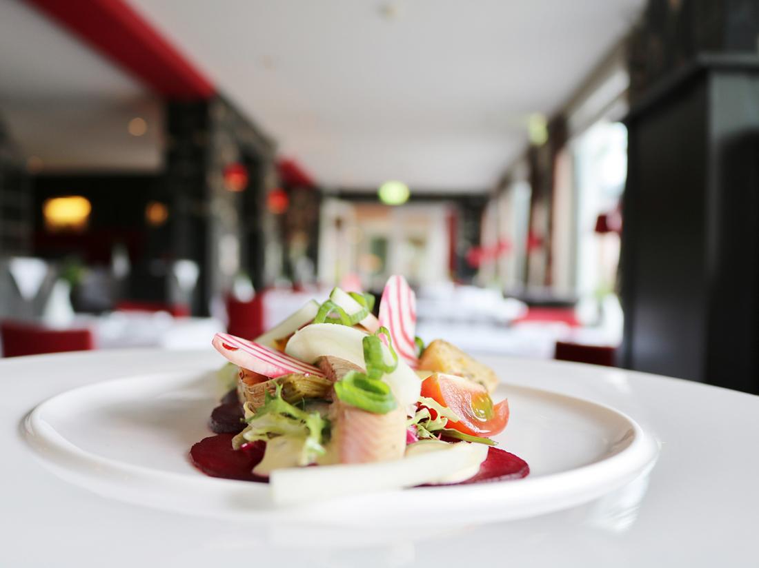 Saillant Hotel Gulpenerland Limburg lunch