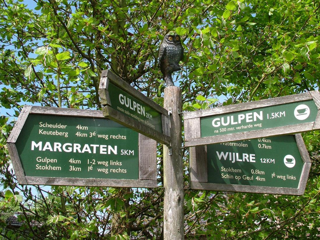 Saillant Hotel Gulpenerland Limburg omgeving