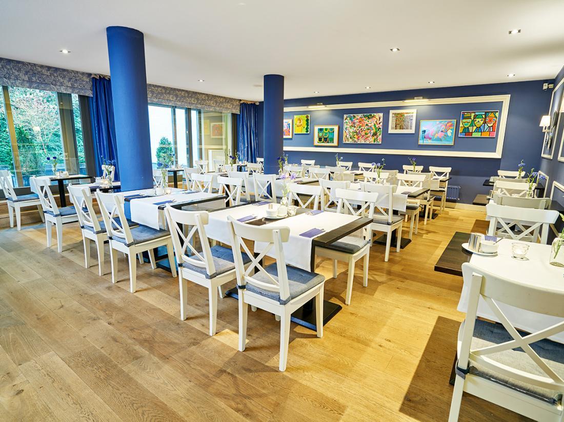 Saillant Hotel Gulpenerland Limburg ontbijtruimte