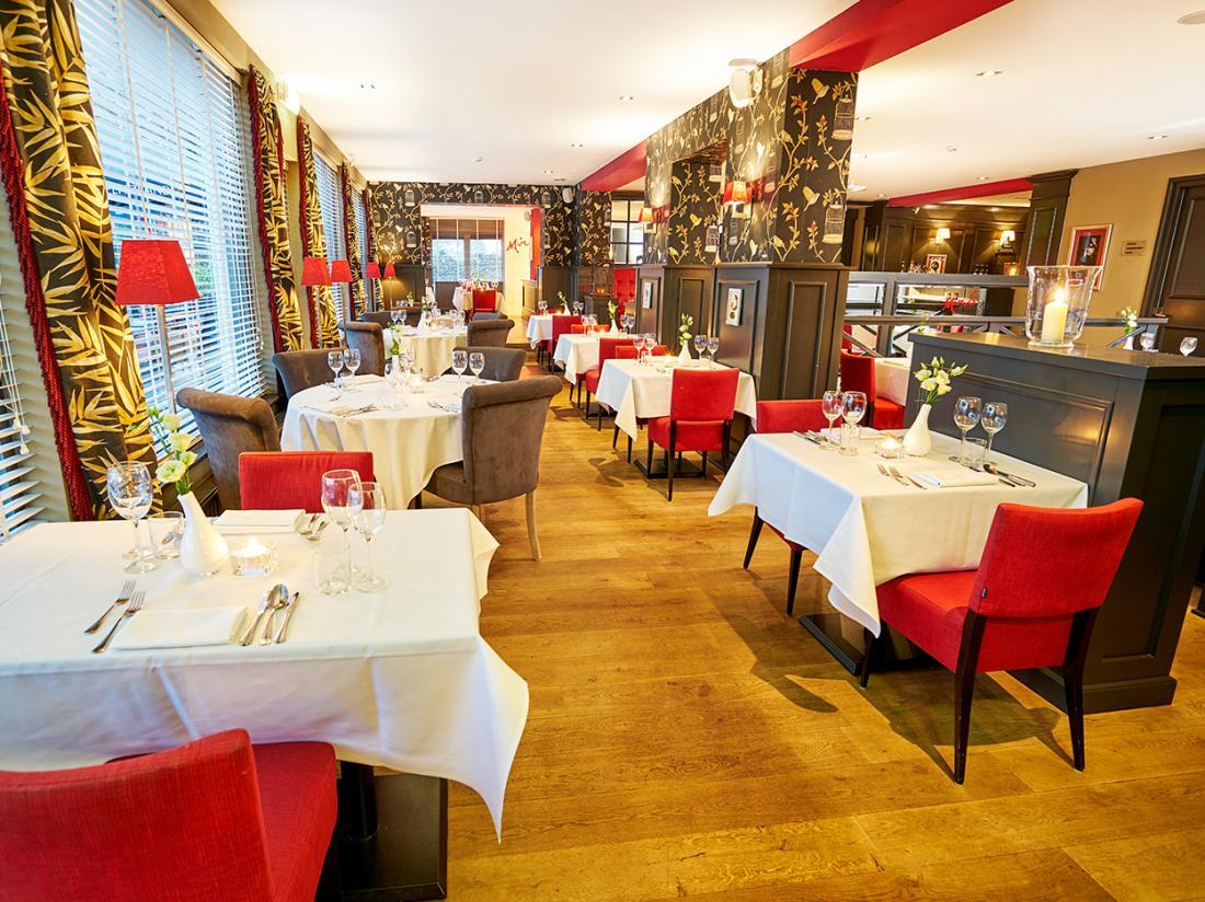 Saillant Hotel Gulpenerland Limburg restaurant