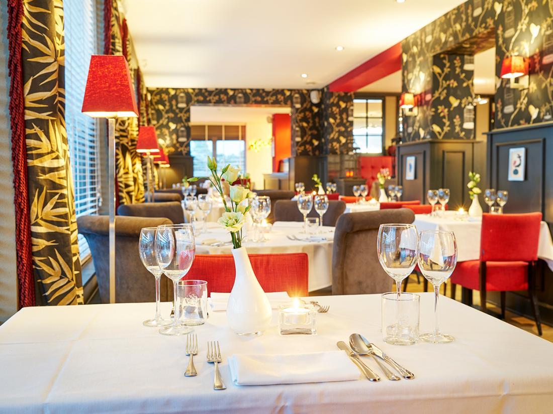 Saillant Hotel Gulpenerland Limburg restaurant1