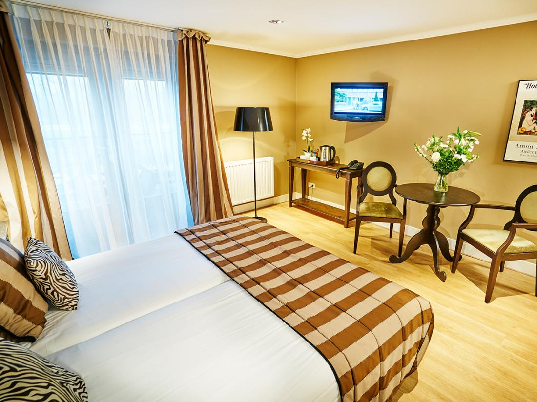 Saillant Hotel Gulpenerland Limburg slaapkamer