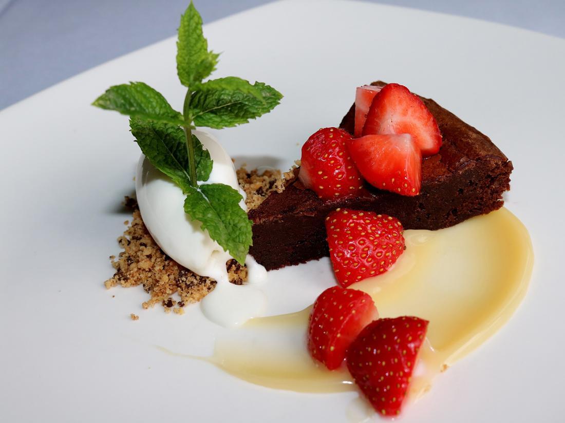 Saillant Hotel Gulpenerland Limburg taart