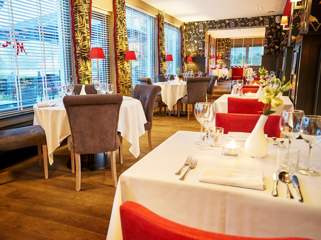 Saillant Hotel Gulpenerland restaurant