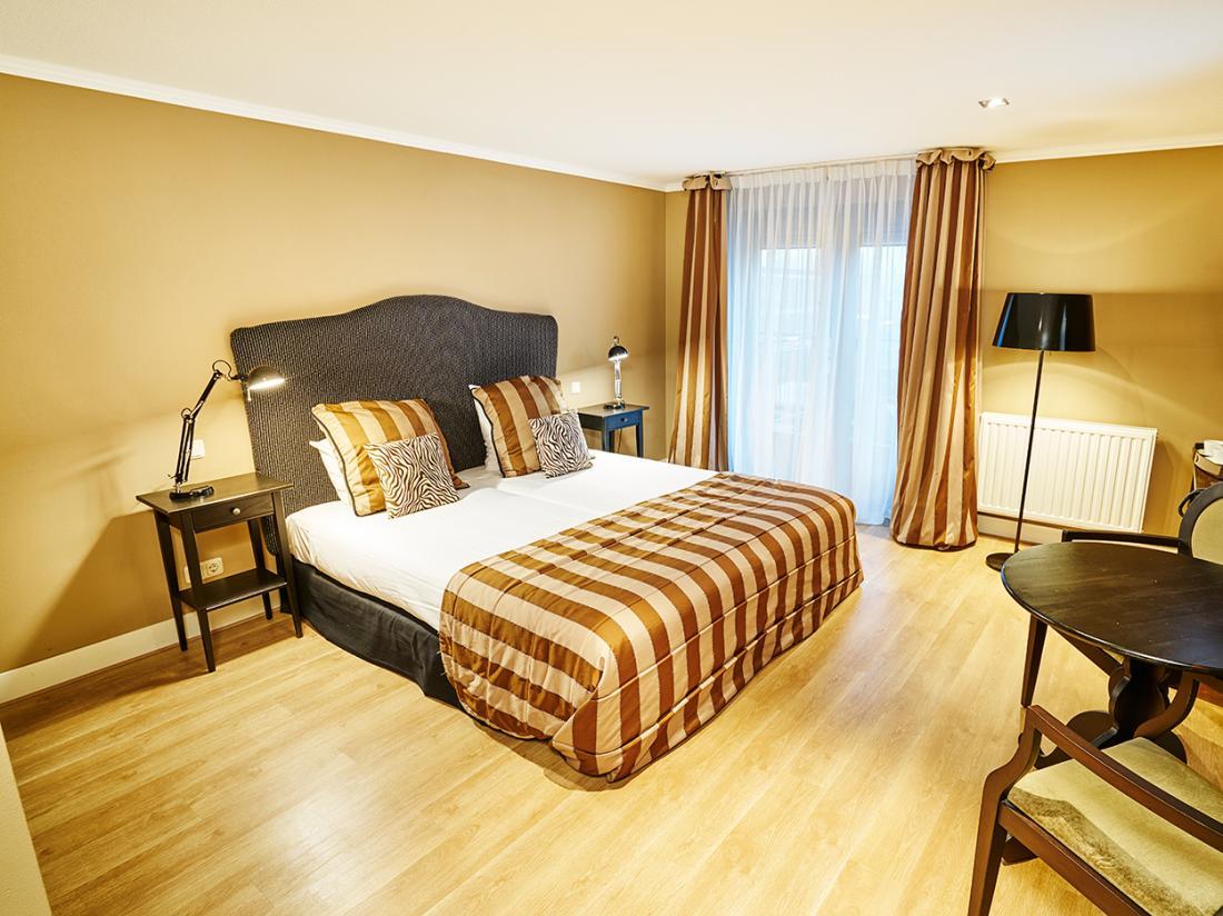 Saillant Hotel Gulpenerland slaapkamer