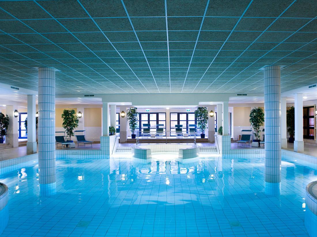 Hotel Ermelo hotel zwembad