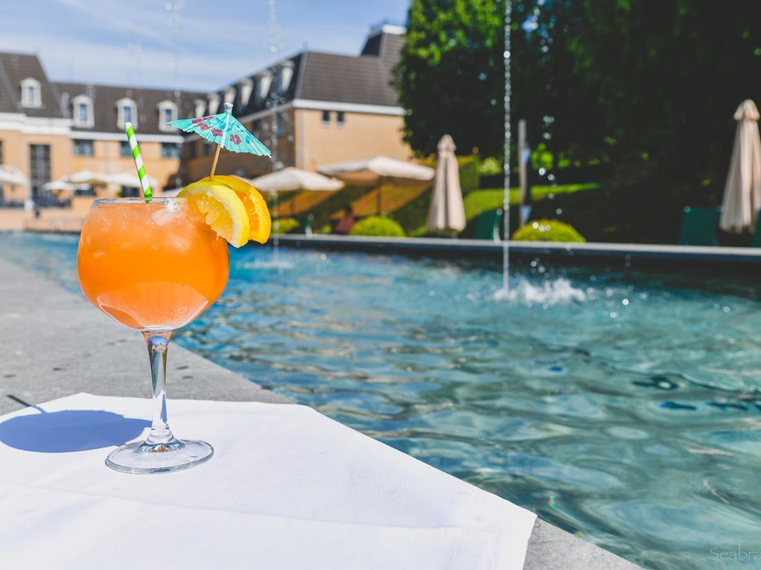 Hotelaanbieding Ermelo Zwembad Drankje