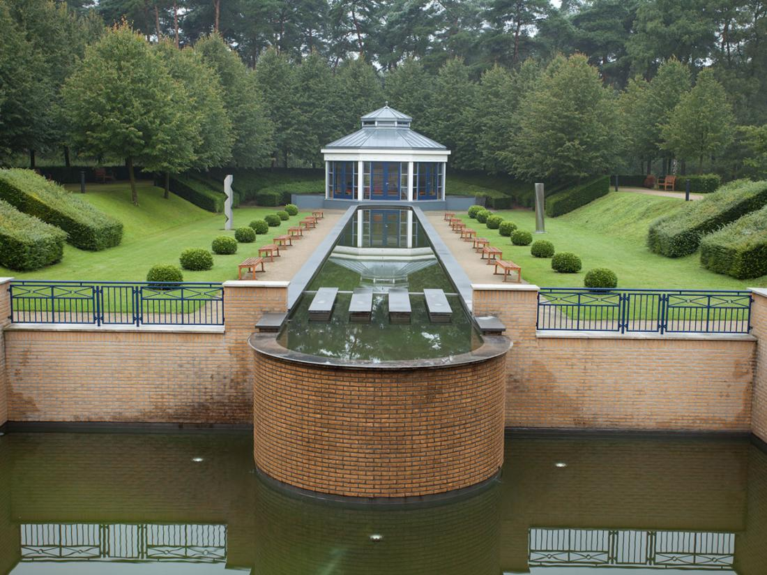 Hotelaanbieding Gelderland Tuin