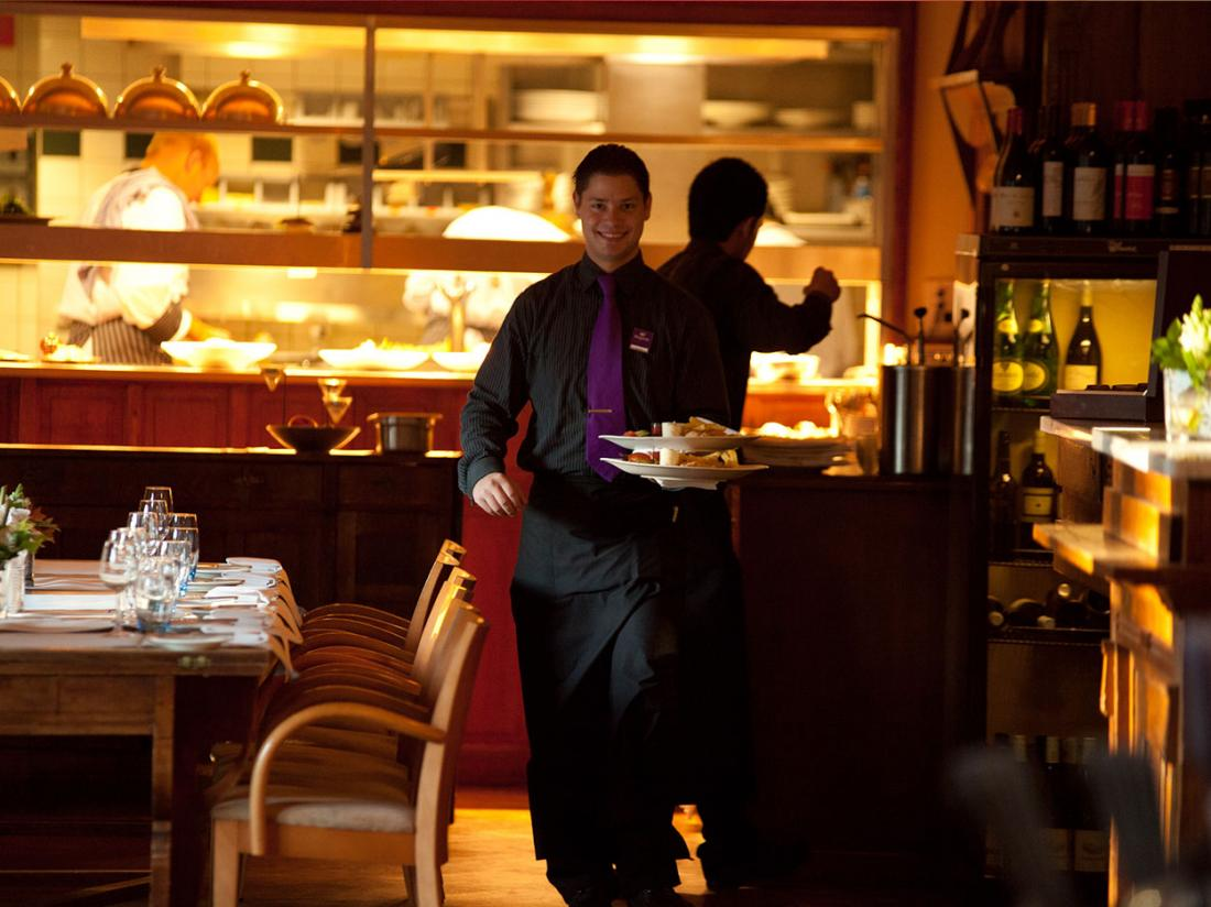 Hotelarrangement Ermelo Restaurant