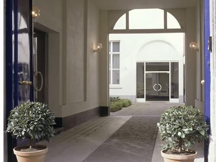 hotel prinse antwerpen entree