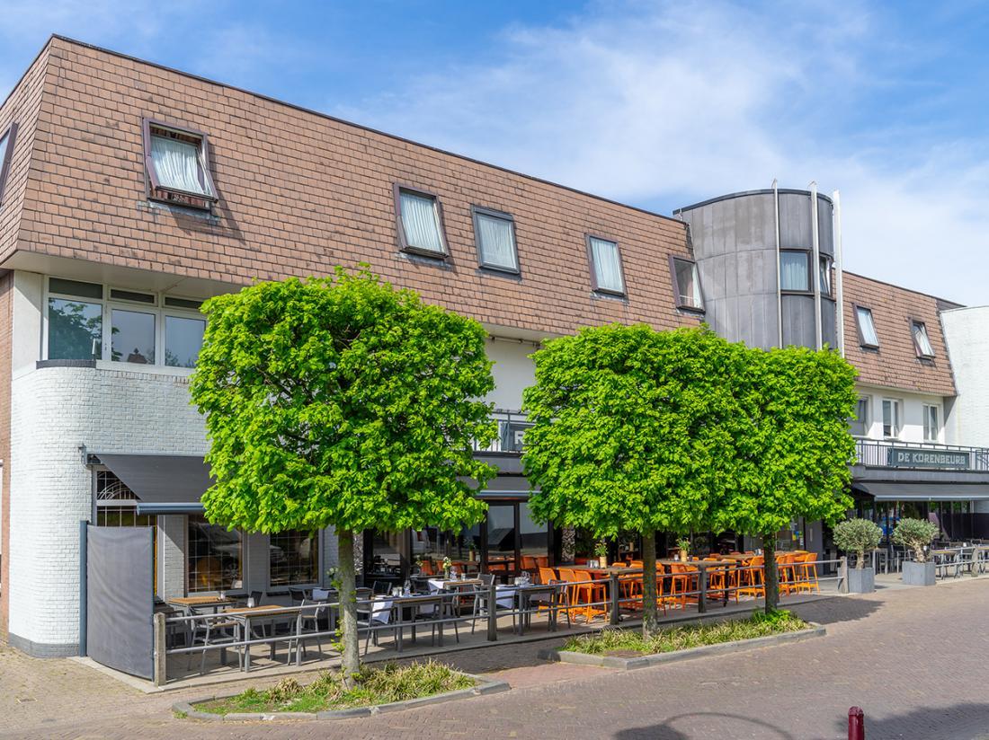 Hotelarrangement Noord Brabant Aanzicht