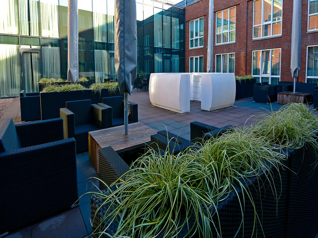Best Western Plus City Hotel Gouda Terras