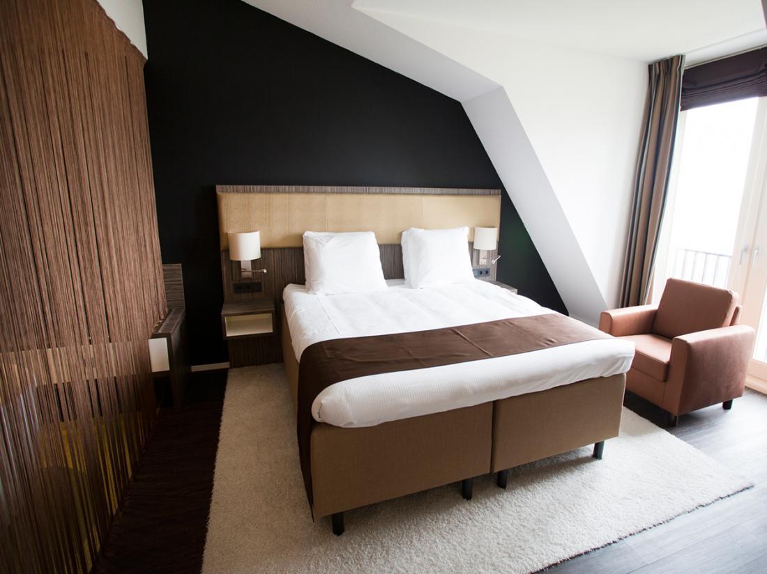 Weekendje Weg Gouda Hotelkamer