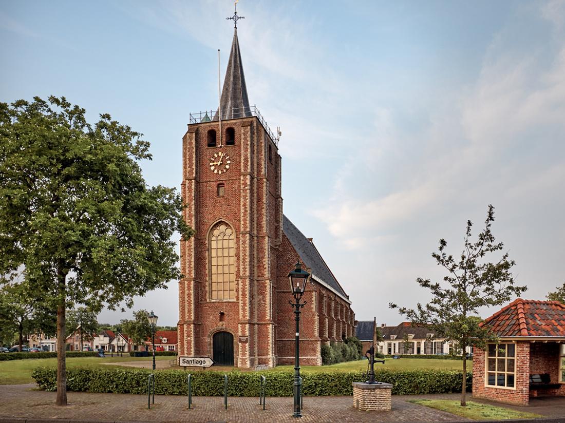 Badhotel Renesse Hotel Omgeving Kerk