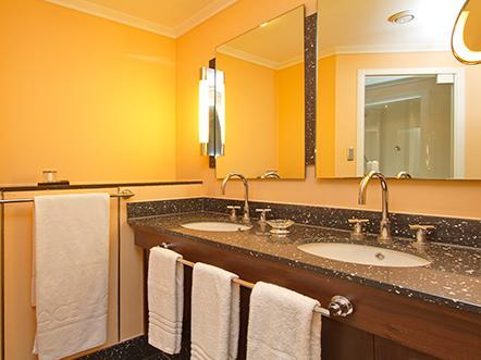 Palace Hotel Noordwijk badkamer