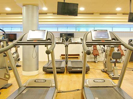 Palace Hotel Noordwijk fitnessruimte sport