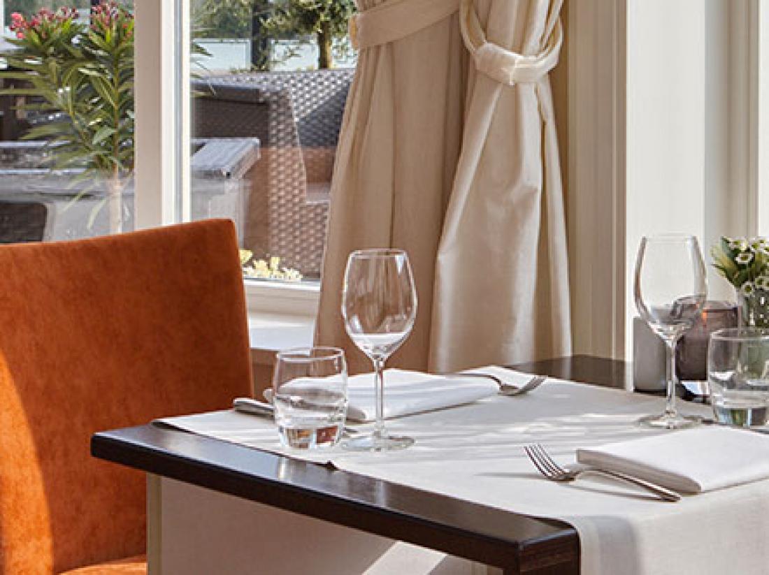 Palace Hotel Noordwijk restaurant circels1