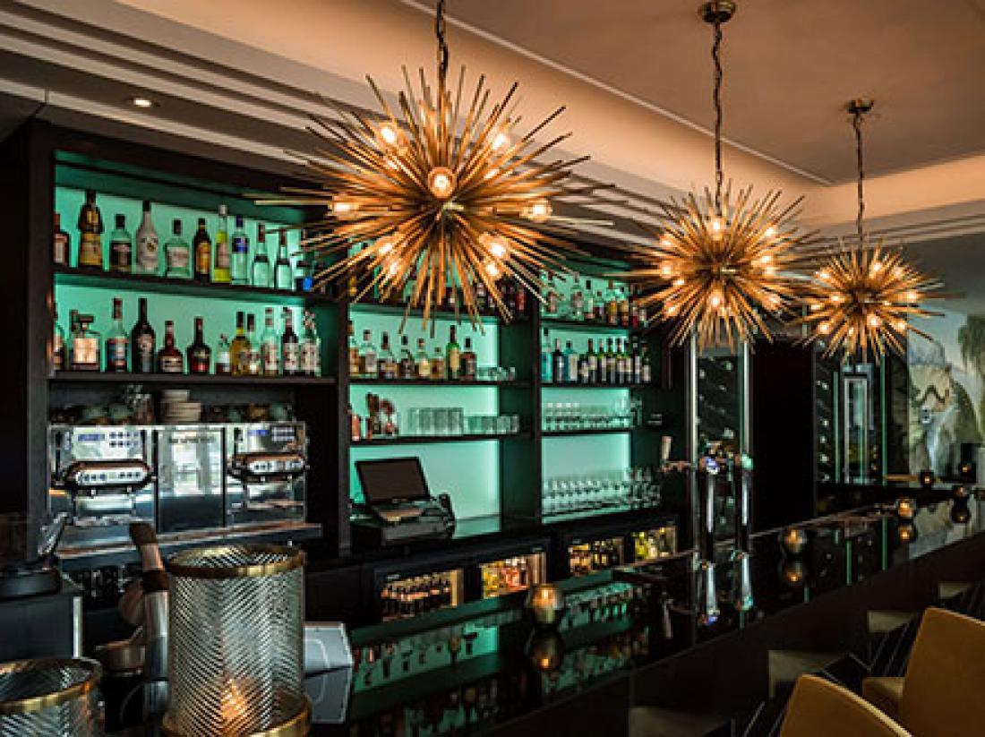Palace Hotel Noordwijk restaurant dunes bar