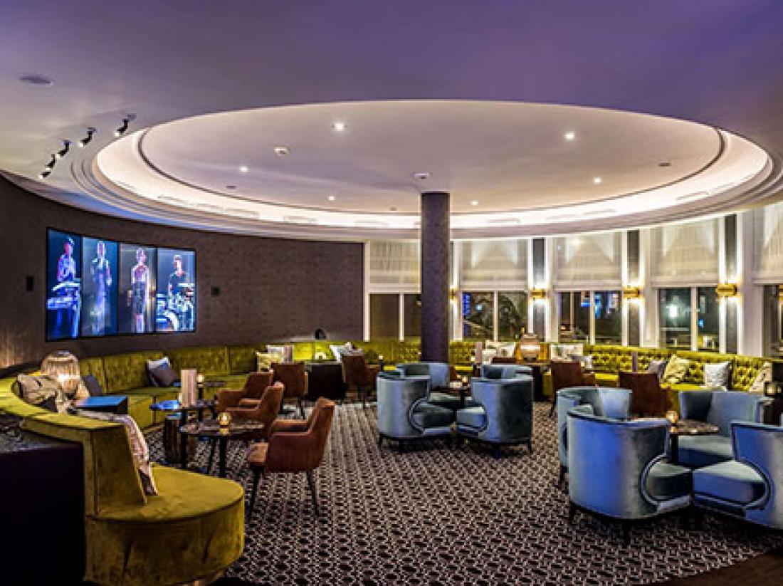 Palace Hotel Noordwijk restaurant lounge1