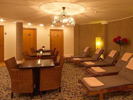 Palace Hotel Noordwijk wellness rustruimte