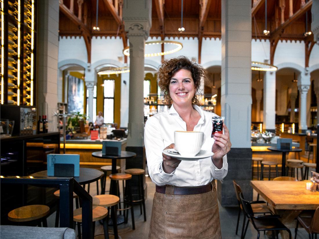 Post Plaza Restaurant Cafe Leeuwarden