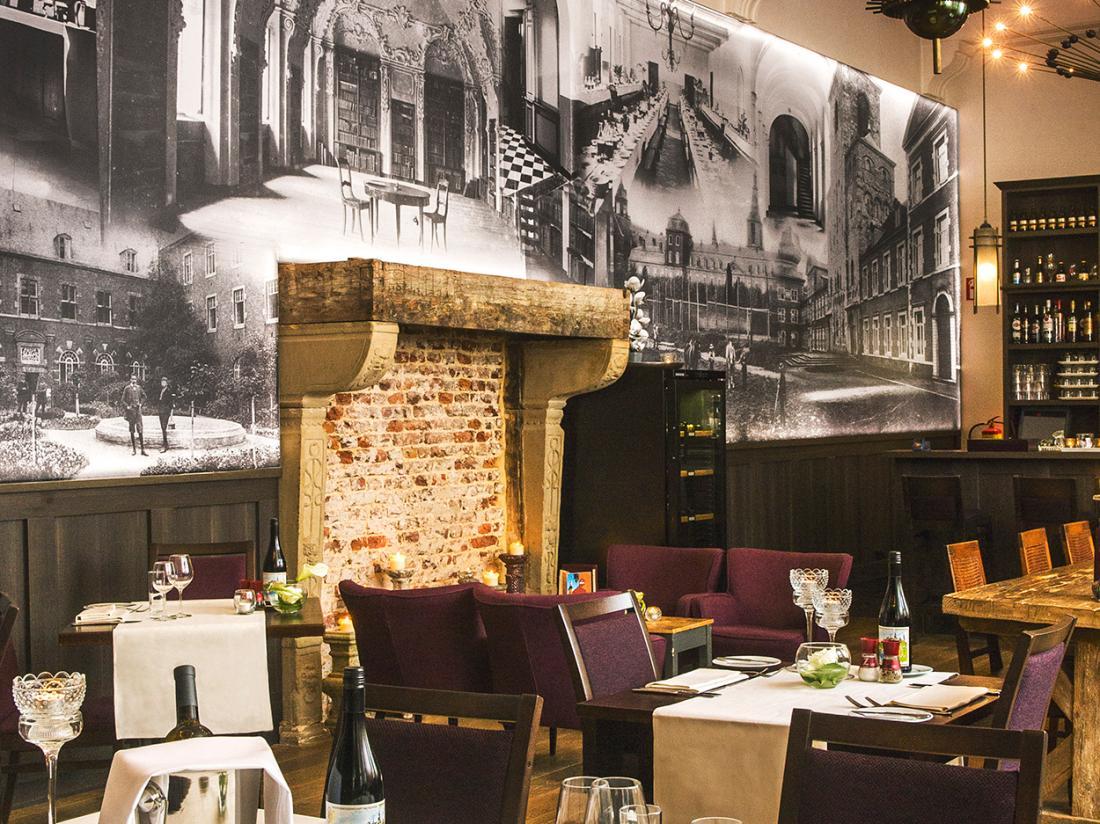 Hotel Abdij Rolduc Limburg Brasserie