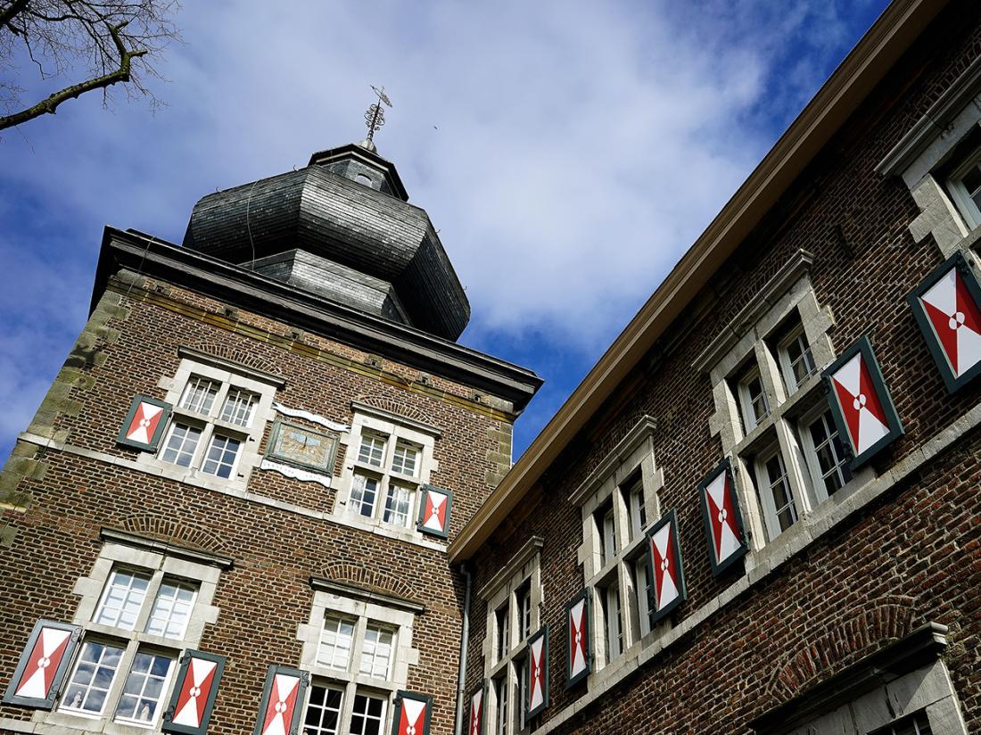Hotel Abdij Rolduc Limburg Exterieur