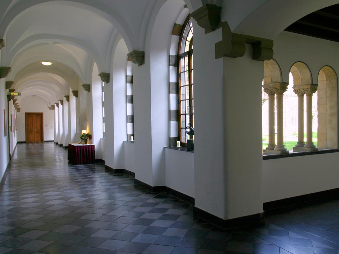 Hotel Abdij Rolduc Limburg Interieur