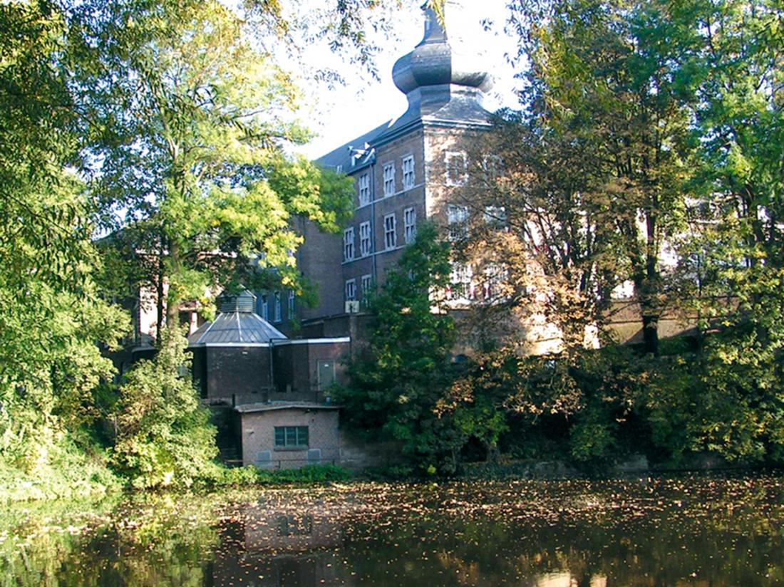 Hotel Abdij Rolduc Limburg Omgeving