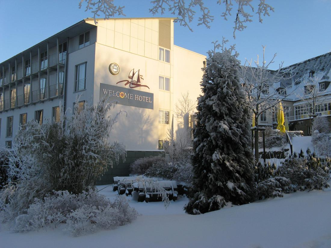 Weekendjeweg Meschede Mennesee hotel