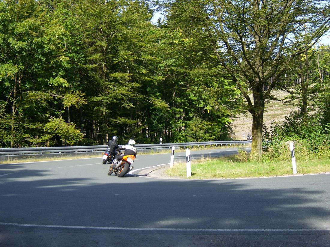 Hotelaanbieding Duitsland Motorrijden
