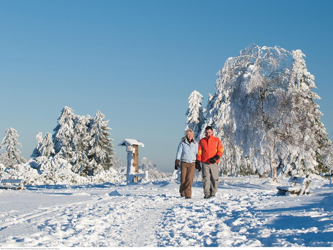 Weekendjeweg Duitsland Winter Omgeving