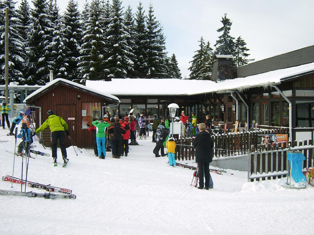 Weekendjeweg Duitsland Wintersport