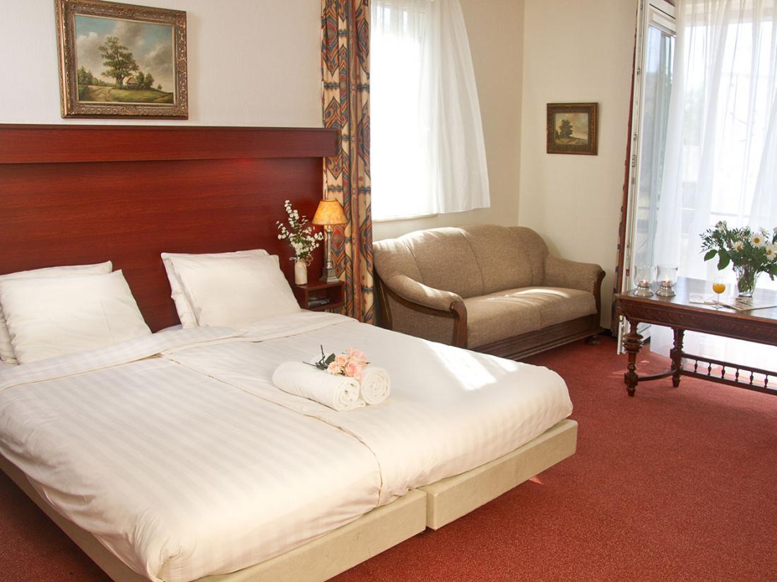 Weekendjeweg Albergen Hotelkamer